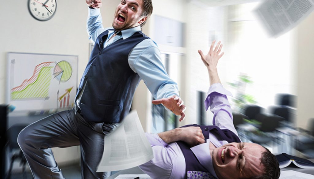 Assault in the Workplace
