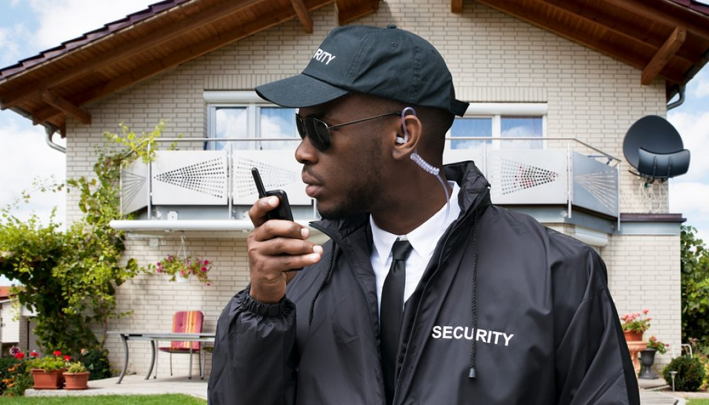 Residential and Commercial Security Guards