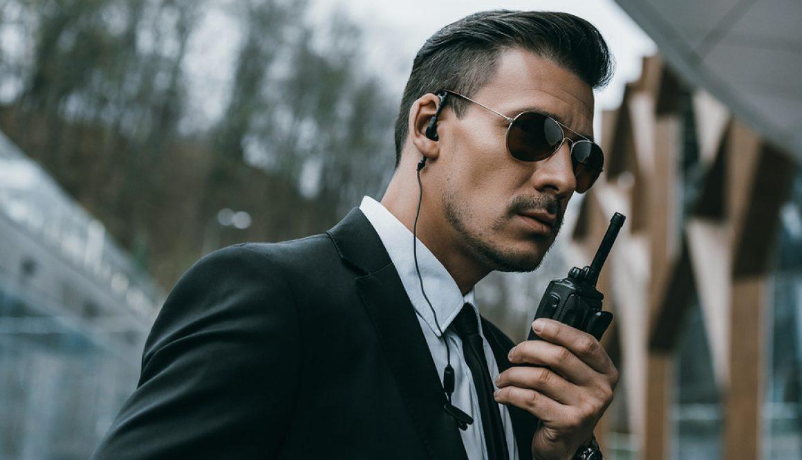 Professional Bodyguard