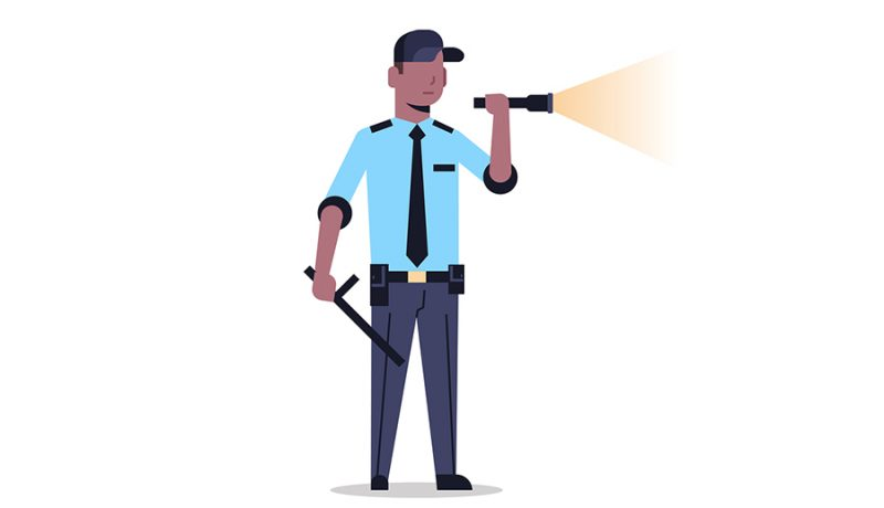Security Guard Job Risks